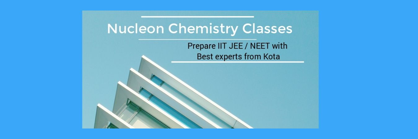 Nucleon is the best online coaching institute for IIT JEE in
