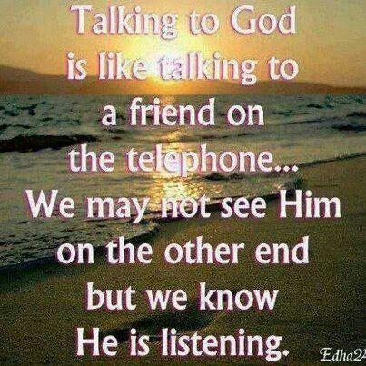 Jesus is my friend..