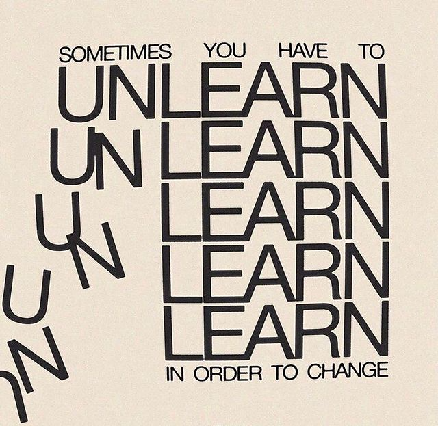 """FRENCH TOASTS ☾ on Instagram: """"Unlearn to Learn."""""""
