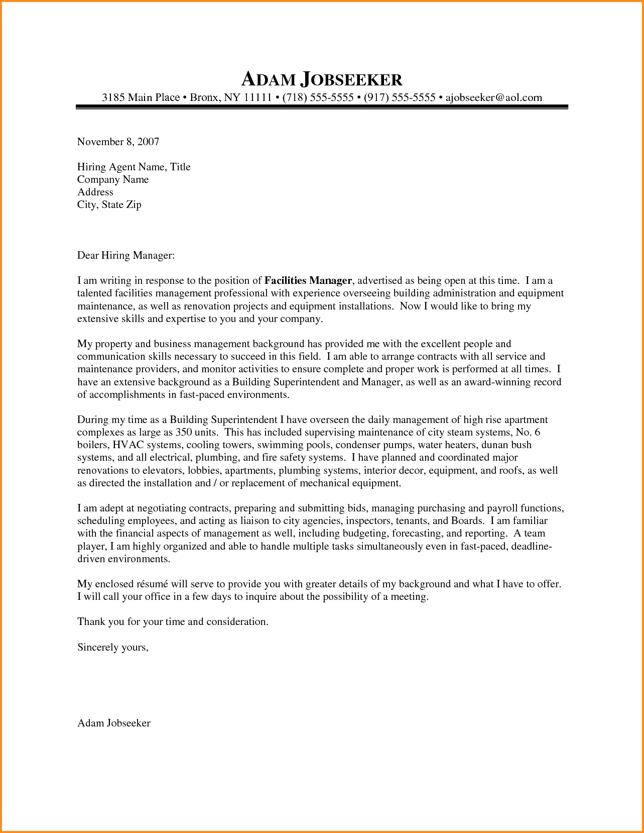 Activity Director Cover Letter Transition Specialist Sample Resume