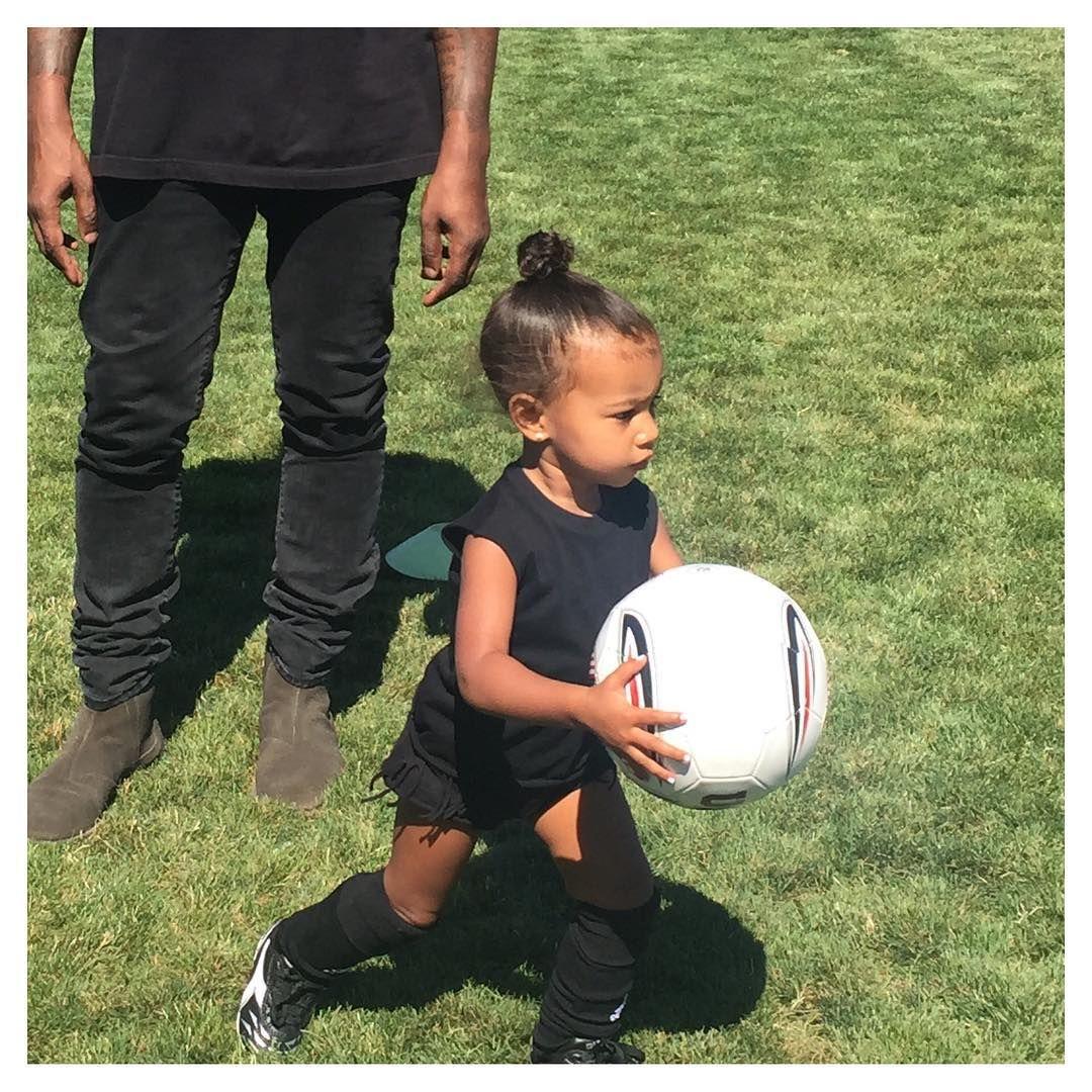Officially a soccer mom! #MyLittleGoalie ⚽️⚽️⚽️