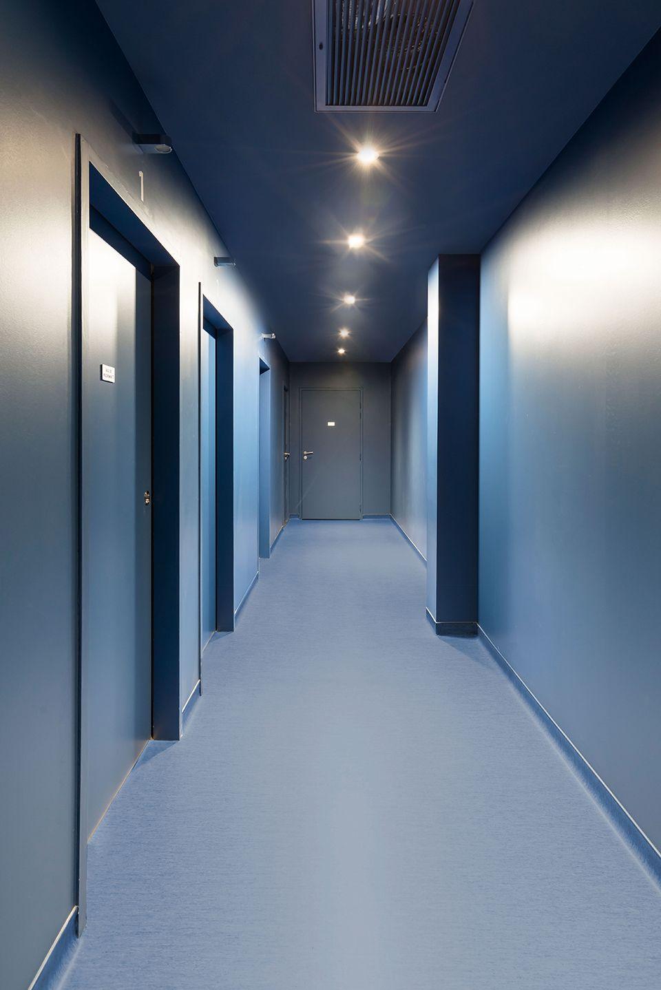 Hekla / Architecture / Interieur / Analabo / Laboratoire d\'analyses ...