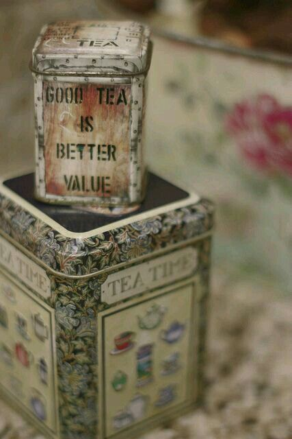 Good tea is better value