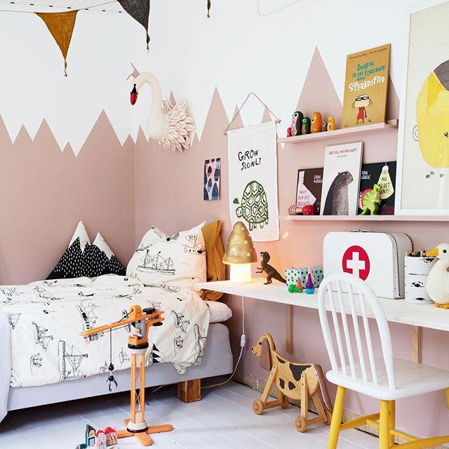 Colourful Nordic Inspiration On The Bloggaibagis Instagram Kids Room Inspiration Kid Room Decor Kids Bedroom Decor