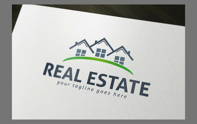 40 Creative Real Estate And Construction Business Cards Designs Real Estate Logo Construction Business Cards Logo Templates