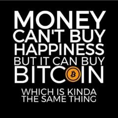 Why not invest a small amout cryptocurrency