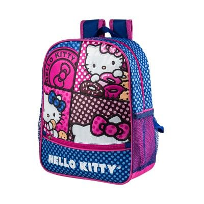 MOCHILA BACKPACK  HELLO KITTY 2577
