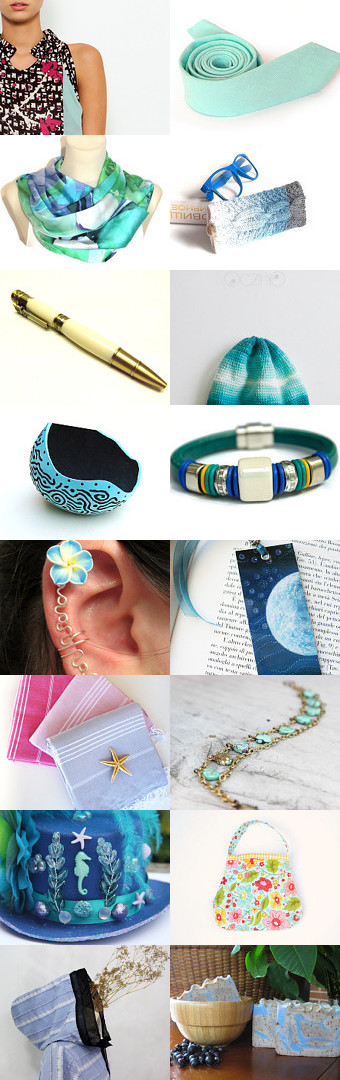 Blue light by Osnat Soffer on Etsy--Pinned with TreasuryPin.com