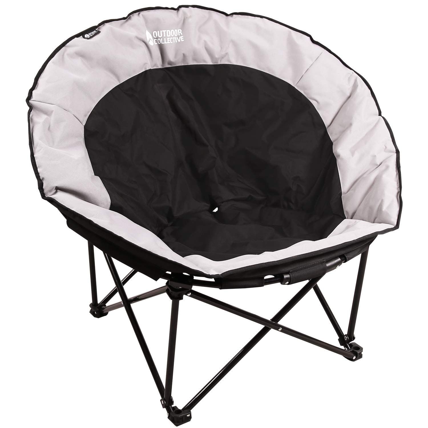 Redcamp Oversized Moon Chairs For Adults Comfy Portable Folding