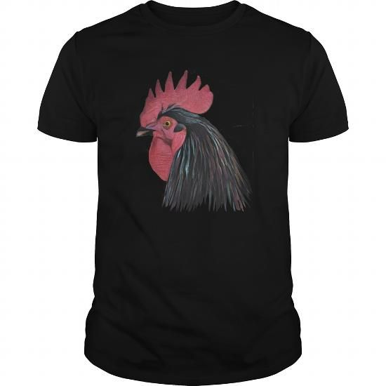 I Love Rooster T-Shirts
