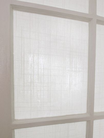 removable privacy screen for window