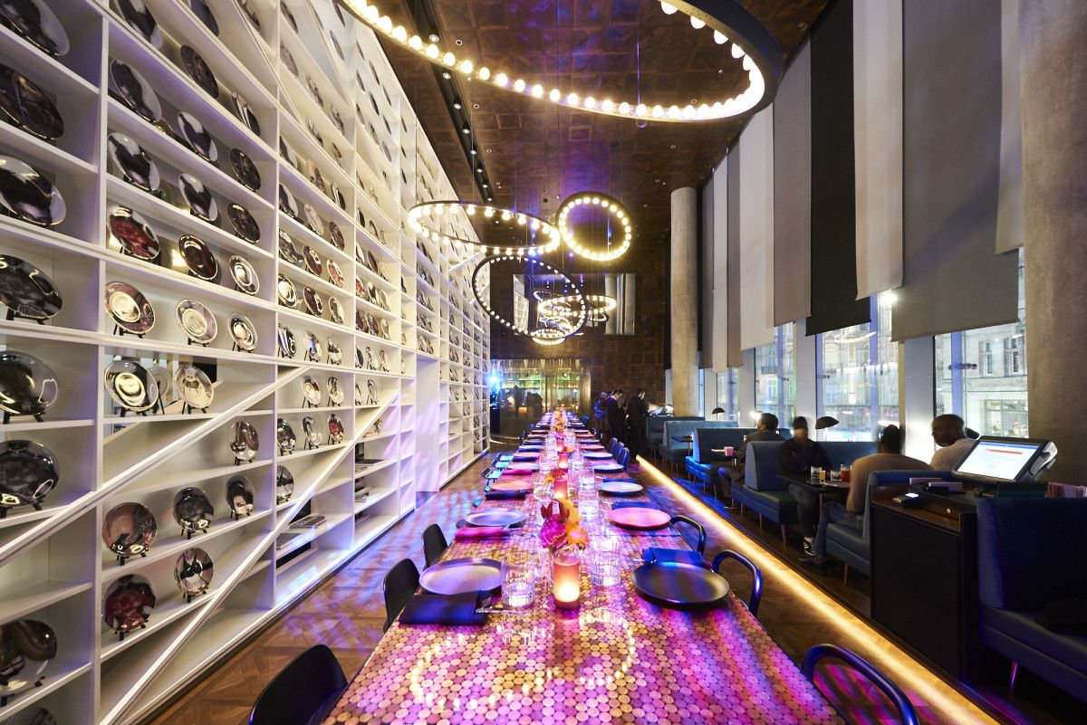 The Perception At W Hotel Leicester Square London Free Online