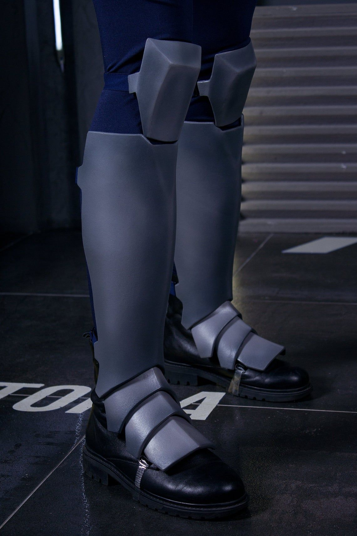 Ahsoka Tano Star Wars Clone Wars Inspired Capri Leggings