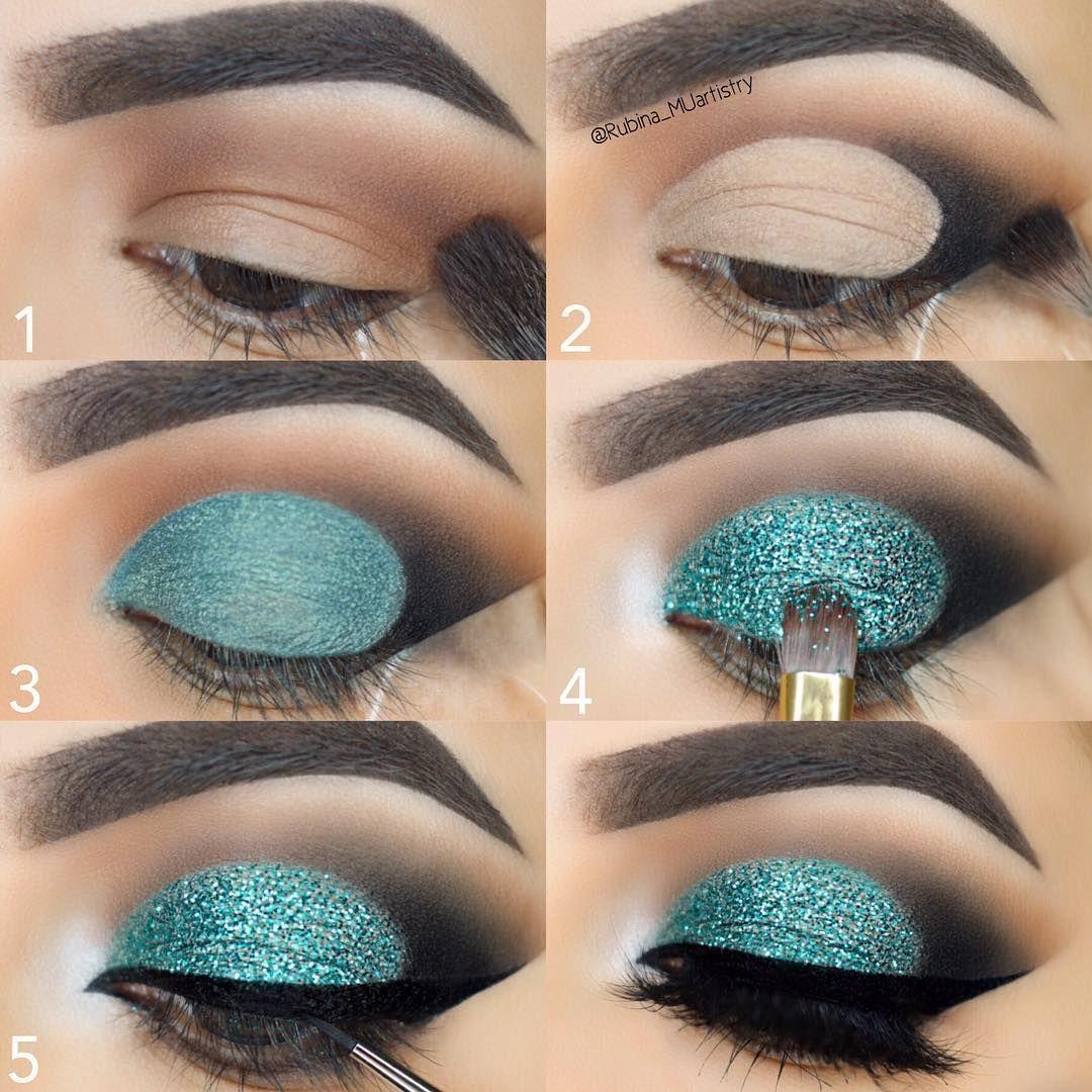 20+ Easy Step by Step Eyes Makeup Tutorials