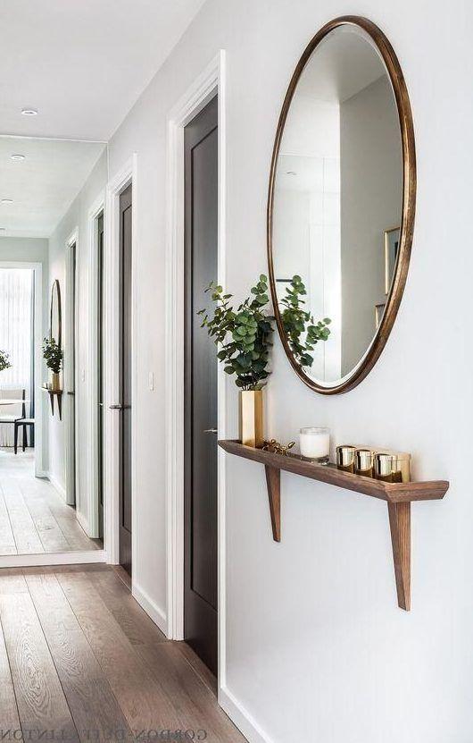 PASILLOS Ideas para decorar un pasillo largo y estrecho La pasillos