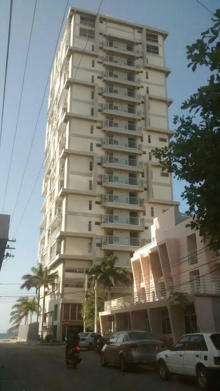 Edificio residencial y turístico barrio Los Cocos, Santa Marta Colombia