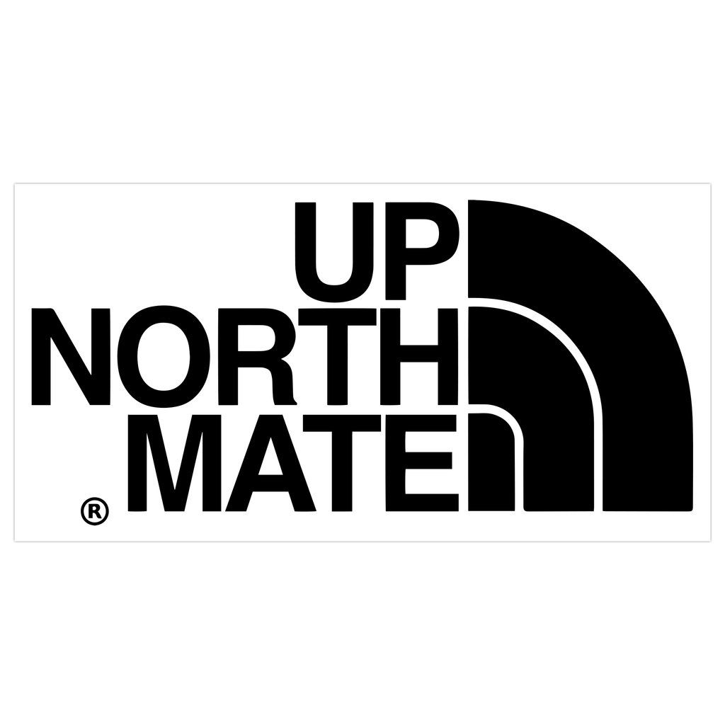 Up North Mate Poster