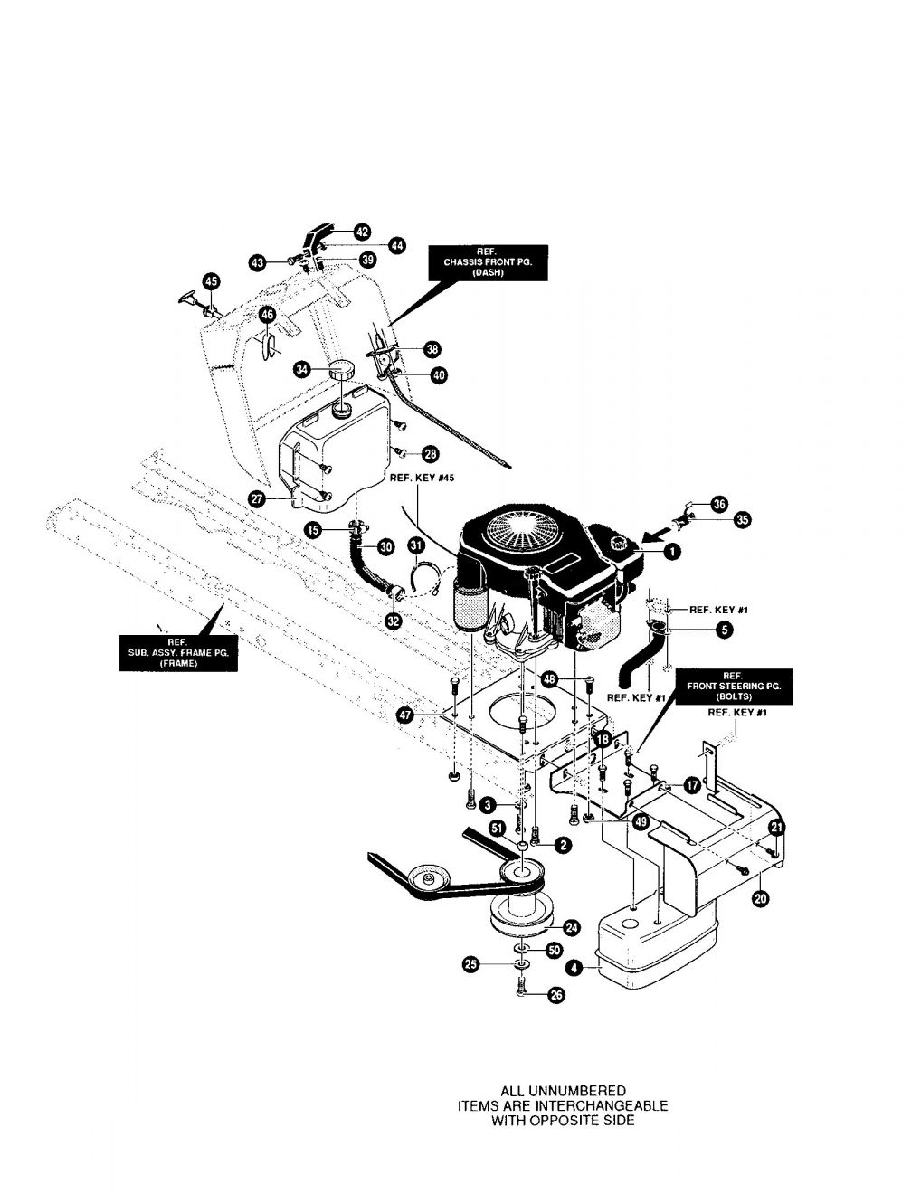 15 Wiring Diagram For Lawn Mower Kohler Engine Engine Diagram Wiringg Net Kohler Engine Parts Kohler Engines Kohler