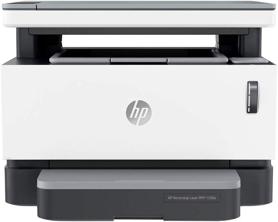 Hp Neverstop Laser Mfp 1200a Printer Wireless Printer Hp Printer Printer