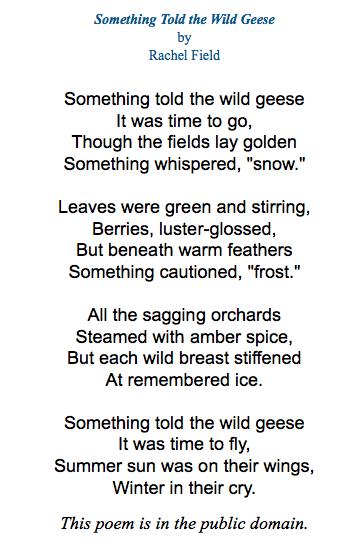 Nature poem by Rachel Field | Poetry | Nature poem, Poems