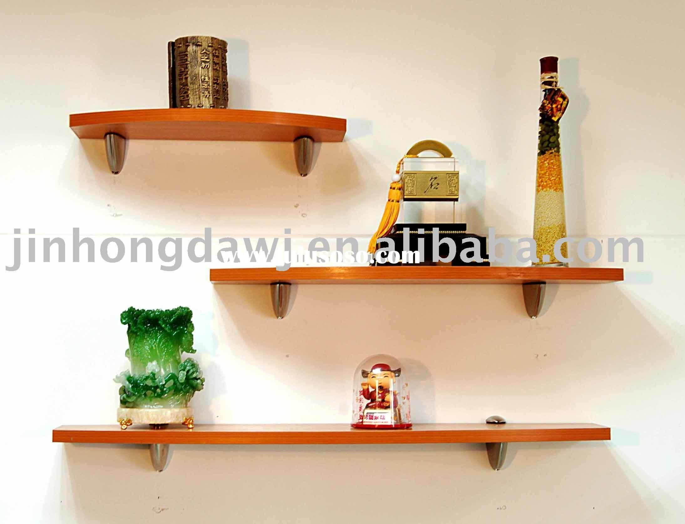 46 creative diy wall shelves ideas guru koala - Wooden Wall Rack Designs