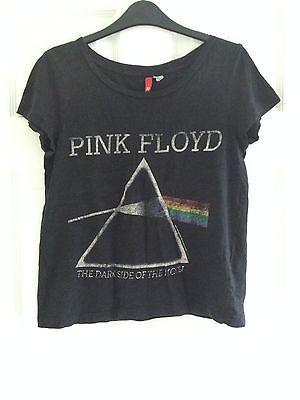 5d084336e49 Women s H M black Pink Floyd t-shirt