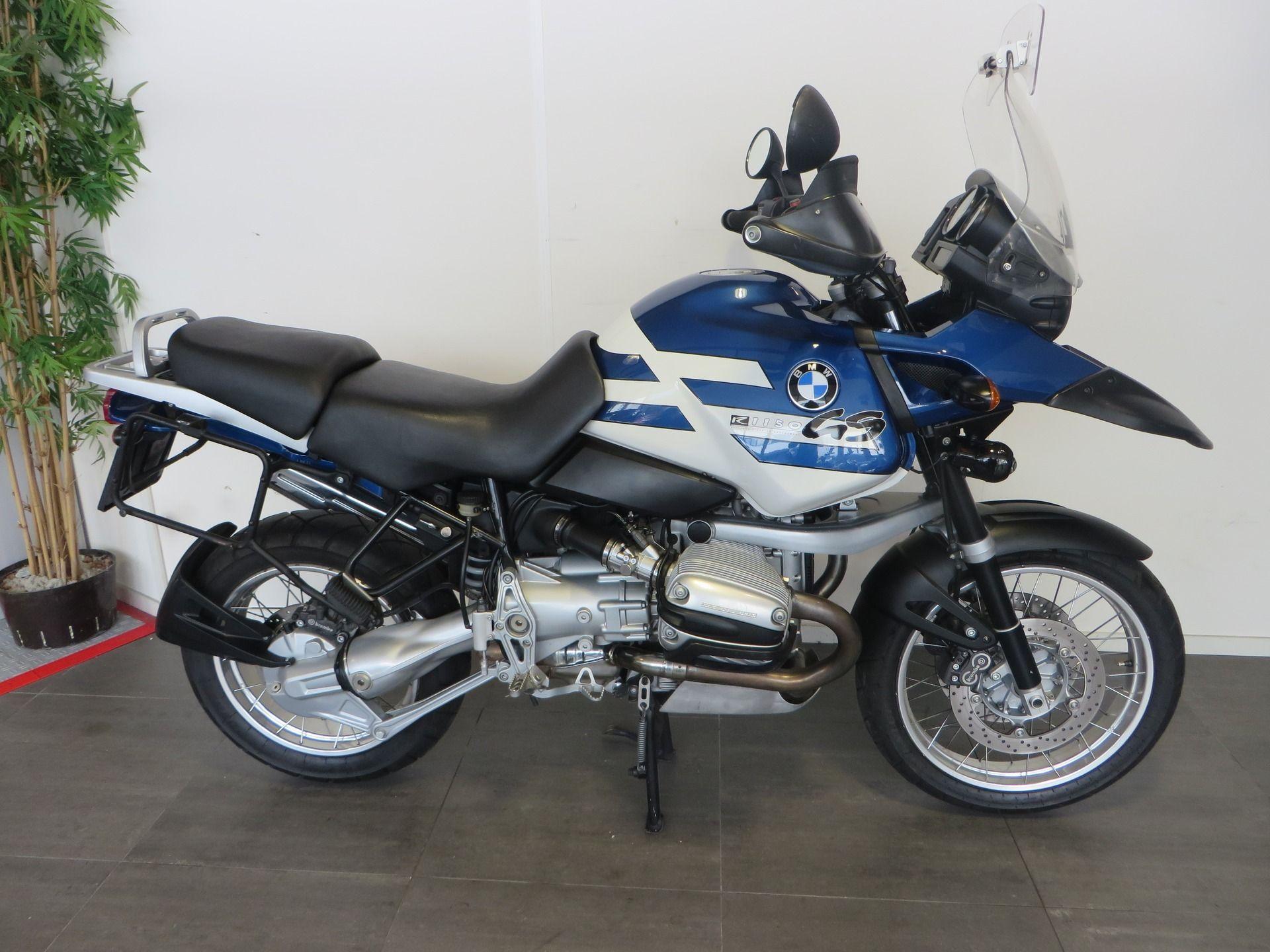 Bmw R 1150 Gs 2003 Motoroccasion Nl Motos