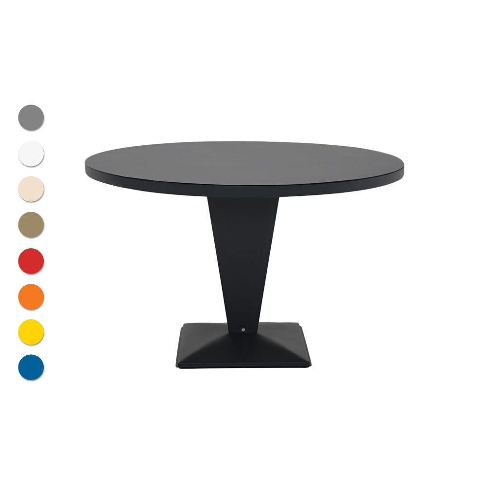 Runder Bistrotisch Aus Metall Www Milanari Com Bistrotisch Tischplatte Rund Kleiner Beistelltisch