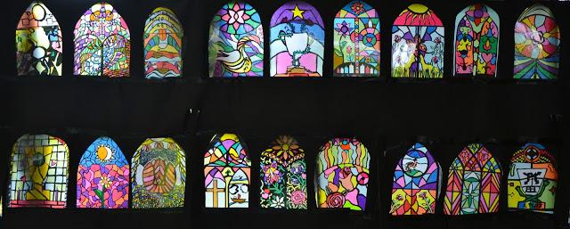 Fenster Kunst
