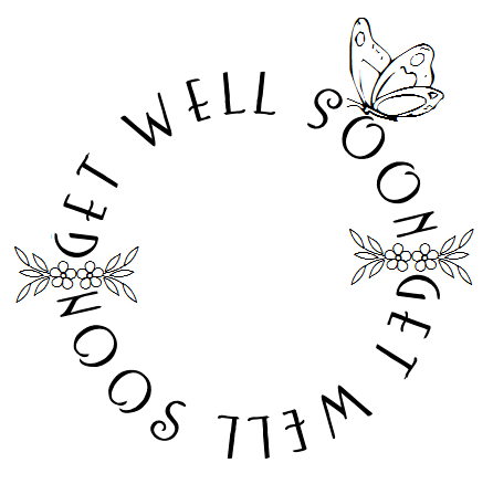 desert diva: Get well sentiments.   Cards / Sentiments   Pinterest ...