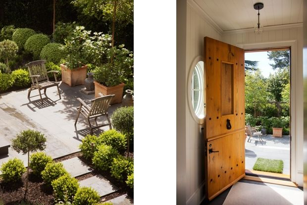 An Architect S Garden In Mill Valley California Home Design California Homes Architect House Design