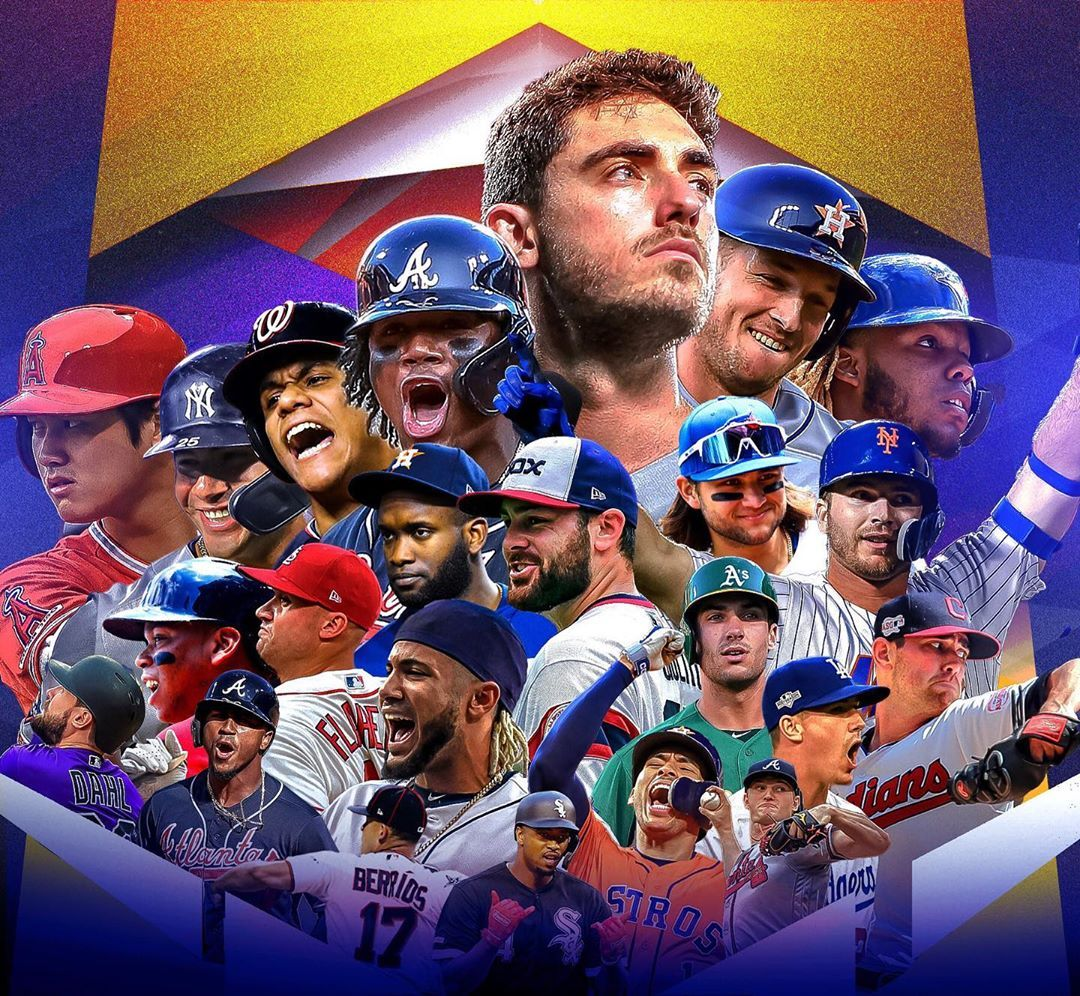 Mlb Which Player Under 25 Are You Excited To Watch In 2020 Baseball Big4 Bigfour Big4 Bigfour Big4 Bigfour In 2020 Mlb Wallpaper Mlb Memes Mlb
