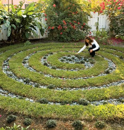 Labyrinth Designs Garden millbrook baptist church prayer labyrinth if you live in raleigh you have to visit this Add Magic Why Not A Labyrinth Or Tree House Or Outdoor Shower Its