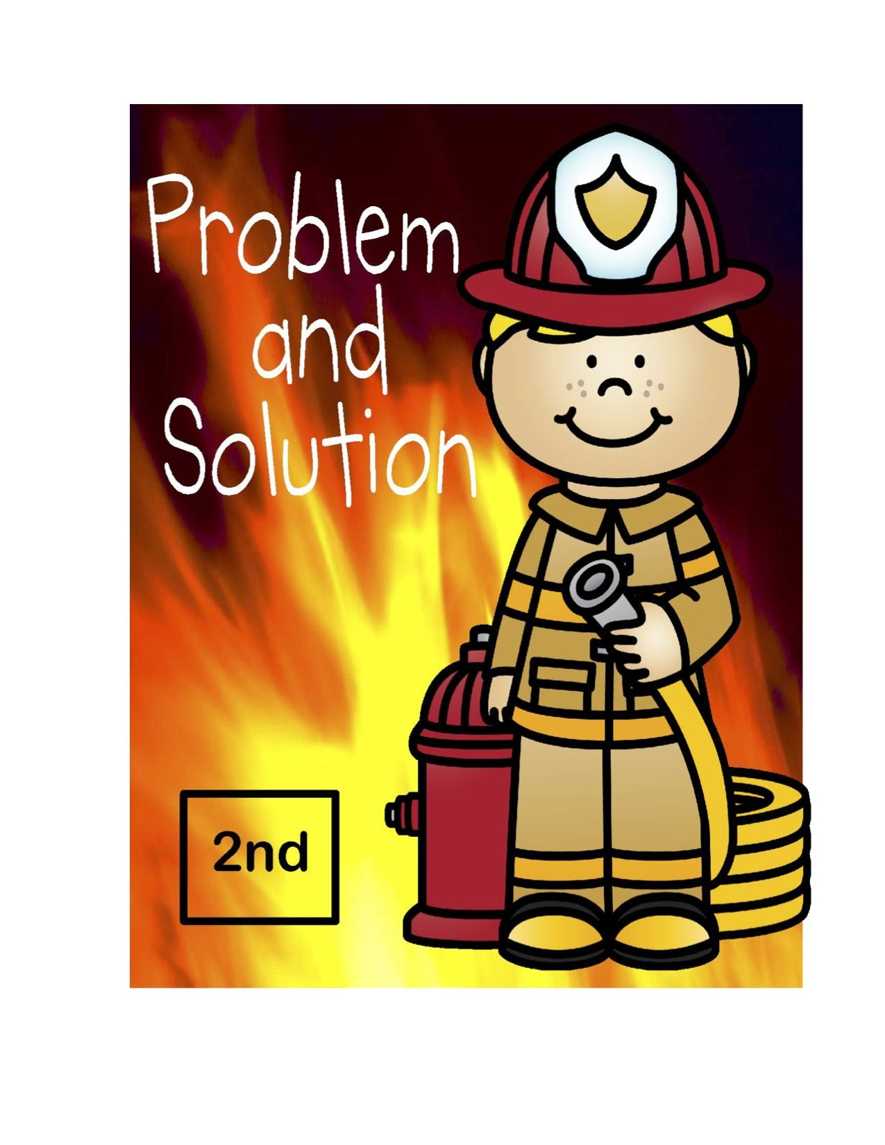 Reading Comprehension For 2nd Grade Problem And Solution