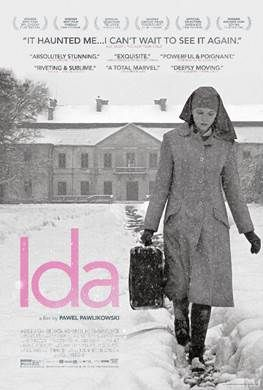 """Foreign-film lovers should keep their eyes peeled for """"IDA,"""" opening in a few NYC and L.A. theaters this weekend.   The Polish film, set in 1962 and directed by Pawel Pawlikowski, tells a complicated story about the relationship of a young woman, about to become a nun, and her aunt, a Communist hard-liner prosecutor who has previously sentenced priests and others to death, and is also a Jew. A fascinating look at a harrowing time in Eastern Europe.   #film #Poland #IDA #pawelpawlikowski"""