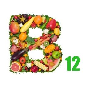 vitamina b12 en veganos