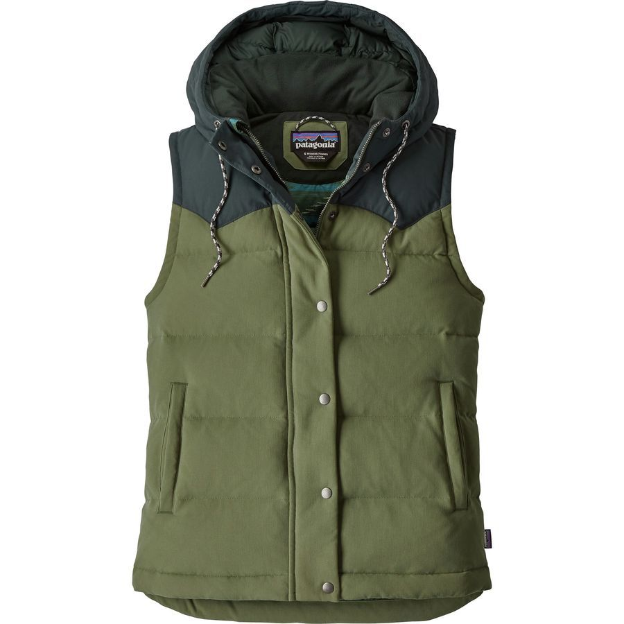 7ecaf3673 Patagonia Bivy Hooded Down Vest - Women's in 2019 | CLOTHING ...