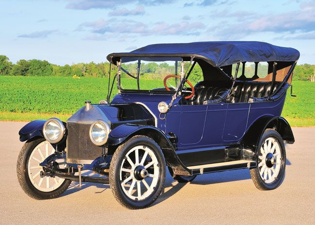 Car Of The Week 1913 Chevrolet Classic Six Chevrolet Vintage