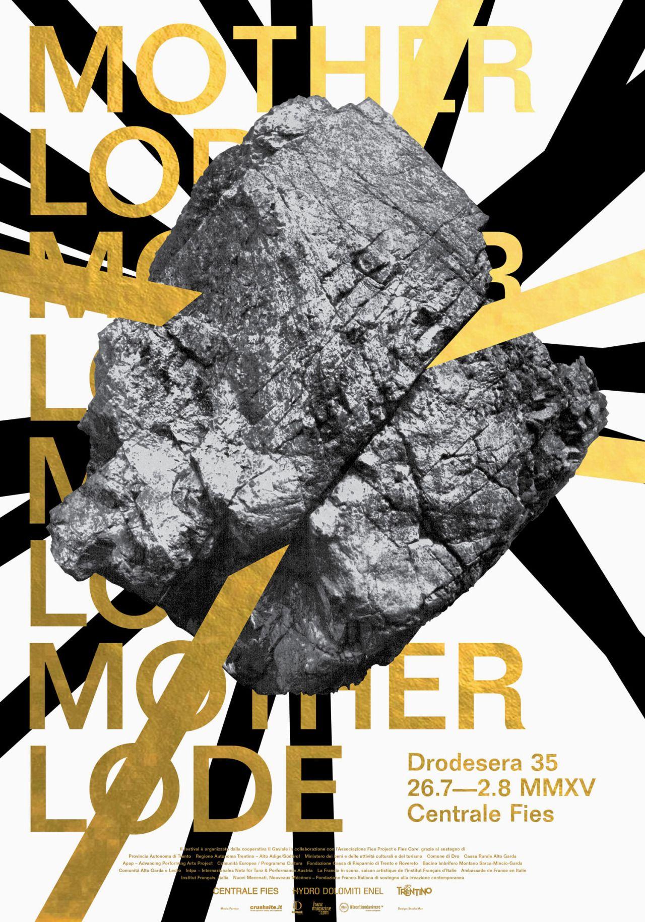 Design poster 70x100 - Motherlode Centrale Fies Poster 70 X 100 Design Mut Thomas Kronbichler