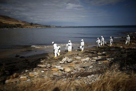 Marée noire à Santa Barbara : la compagnie mise en cause pour négligence