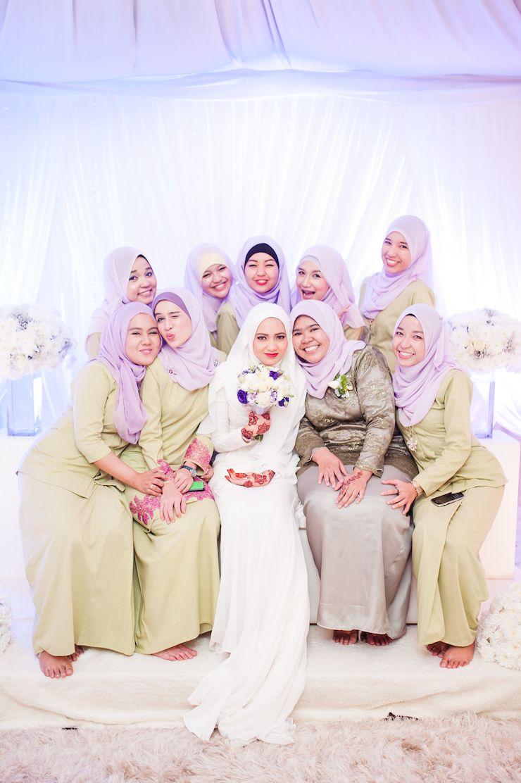 Warna Baju Bridesmaid