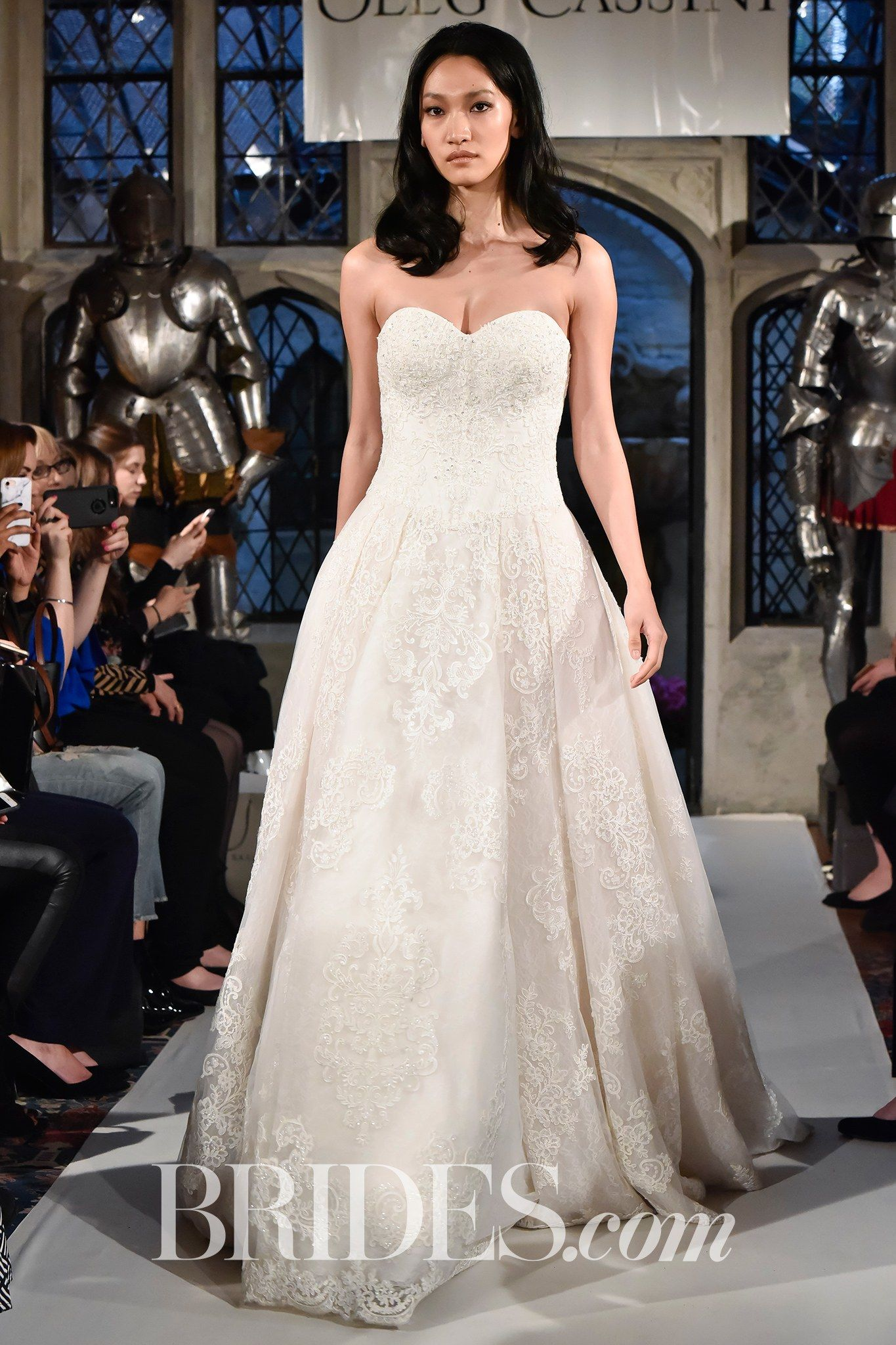 Oleg cassini bridal u wedding dress collection spring brides