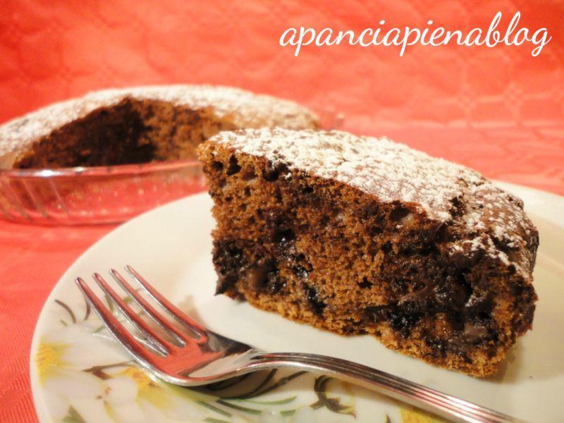 Ricette bimby torta soffice cioccolato e pere