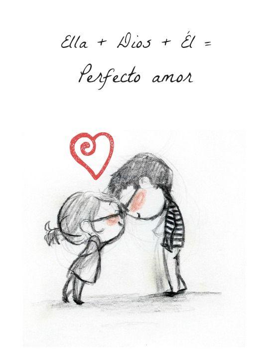 Nada mejor que un noviazgo bendecido por Dios   Other   Pinterest ...