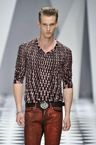 Versace @ Milan Menswear S/S 11 - SHOWstudio - The Home of Fashion Film