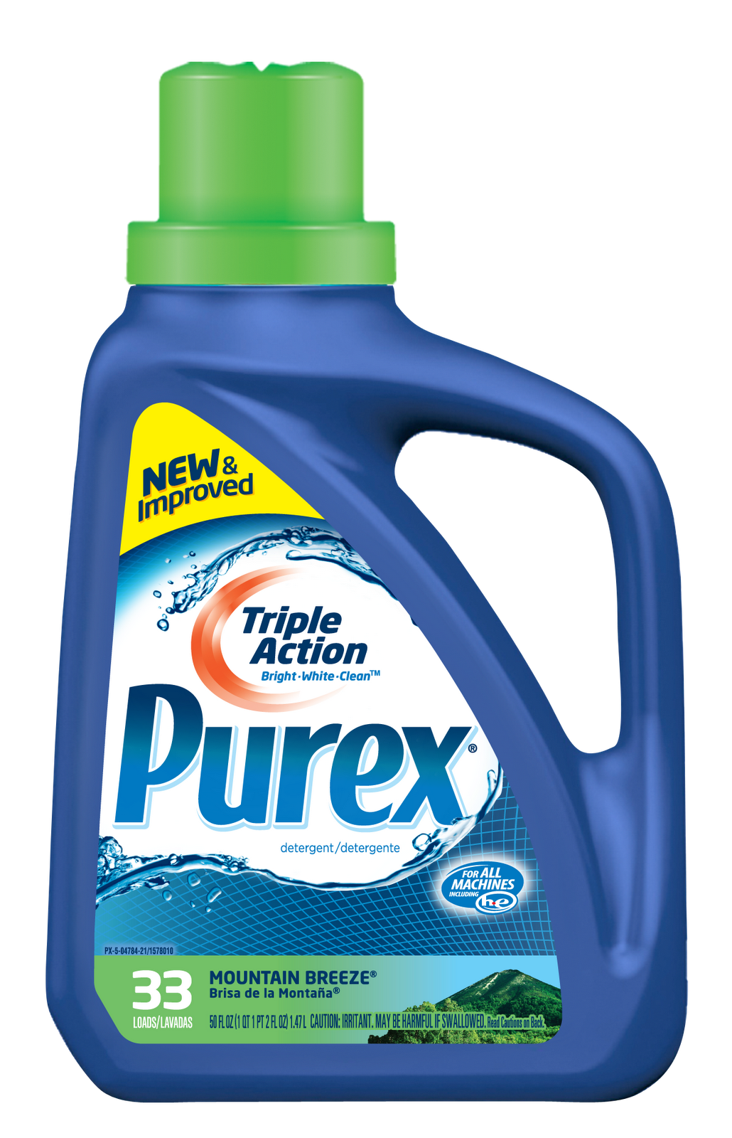 Purex Triple Action Liquid Detergent Product Review Detergente