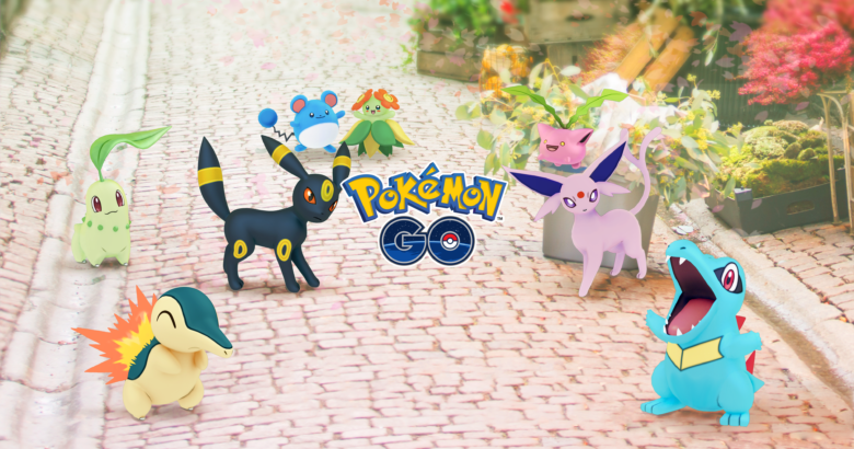 Pokémon Go gets 80 Gen 2 monsters from Gold and Silver in massive update by @jeffgrubb 440marketinggroup.com