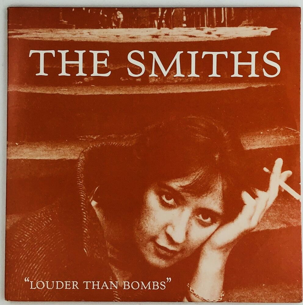 TheSmiths #LouderThanBombs #2X #LP #Sire 25569 #Vinyl (VG+) #Tested
