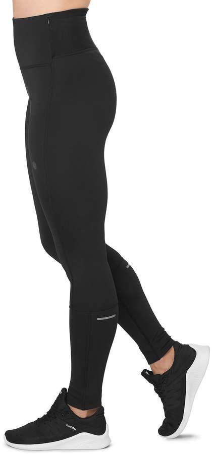 ff97cff6b0143 Asics Women's Performance Mesh-Pocket High-Waisted Leggings