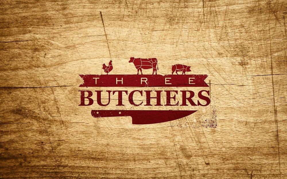 Three Butchers needs a new logo Logo design #194 by Freedezigner